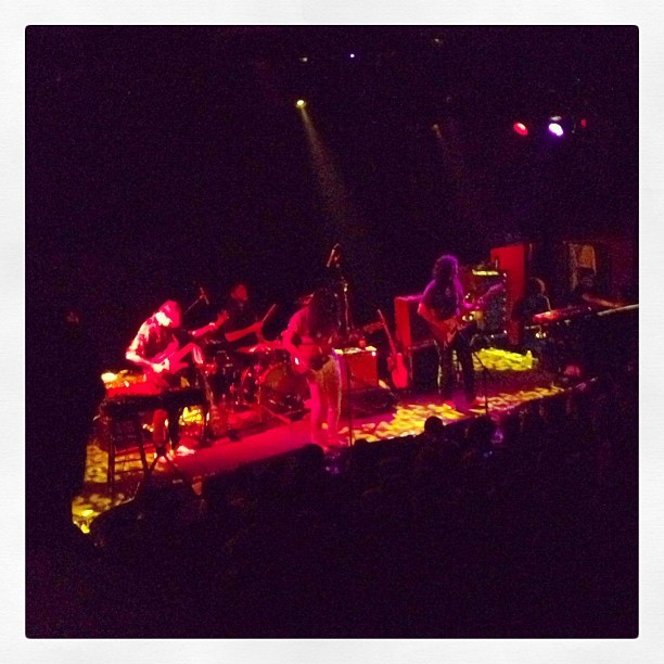 Kurt Vile (at The Independent)