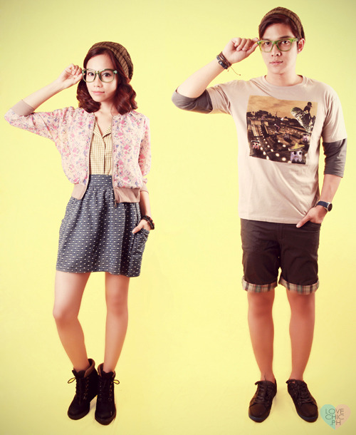 lovechic his and hers his-and-hers couple couple-oufit couple-fashion fashion style korean ulzzang style matchy matchy-outfits makeover styling fashion-bloggers fashion blog manila philippines human sm accessories aldo call it spring