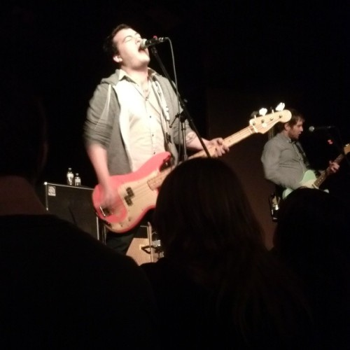 @dangeroussummer @ajperdomo is killing it @theirving right now