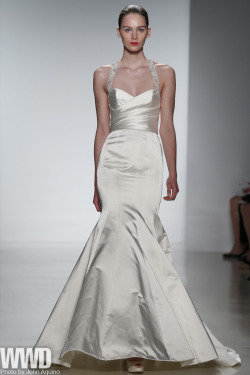 Kenneth Pool Bridal Spring 2014