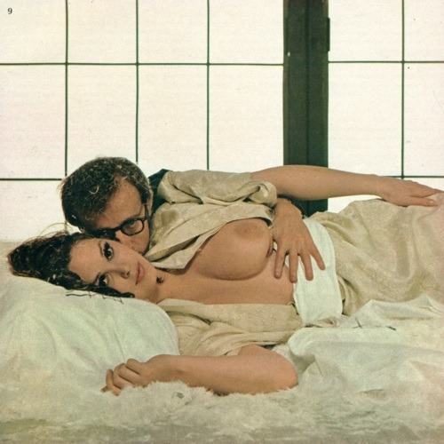 dooned:  Woody Allen in Playboy 1979