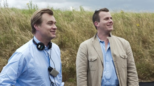 Christopher Nolan is officially directing and producing the time-travel film Interstellar, written by brother, Jonathan Nolan. No news yet on the cast but I'm sure we'll find out soon enough. via LA Times