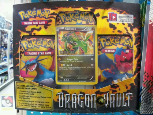 Pokémon Trading Card Game: Dragon Vault