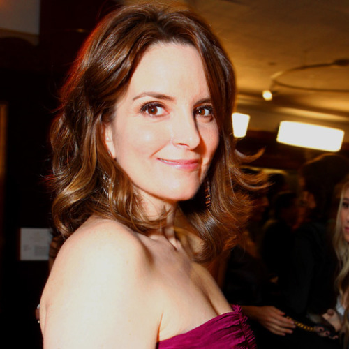 Tina Fey says she doesn't want to host the Oscars. Blerg.