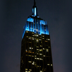Light it up Blue! Check out Autism Speaks to learn more and get involved in the cause!