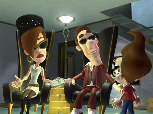 porkrub:  Is that Lana del ray   i remember this episode