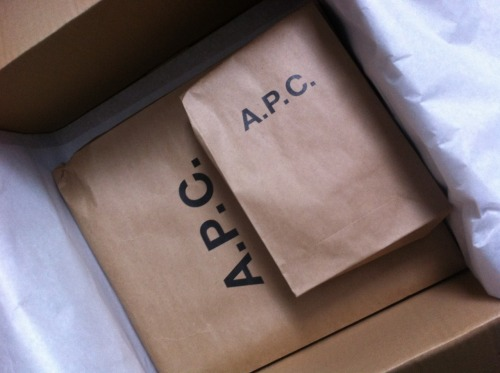 lz100:  Box Fresh A.P.C