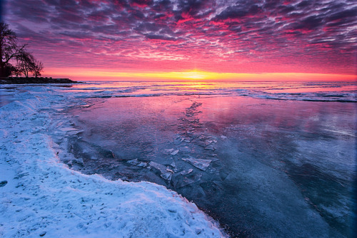 Fire and Ice II by Josh Bozarth Photography on Flickr.