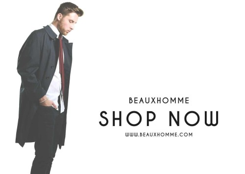 Shop mens vintage and check out the blog. www.beauxhomme.com