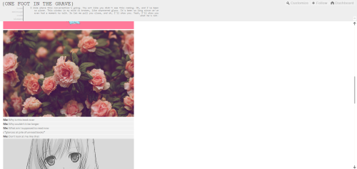 Theme 17  Includes: -(no sidebar image) -(no infinite scrolling) -2 custom links -Smooth scrolling  preview | code