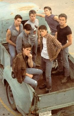 disenfranchisedsequin:  The Outsiders - 1983