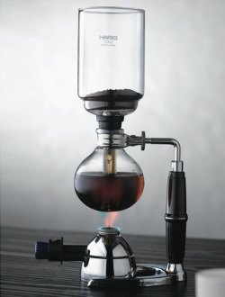 continuarte:  Hario Coffee Syphon