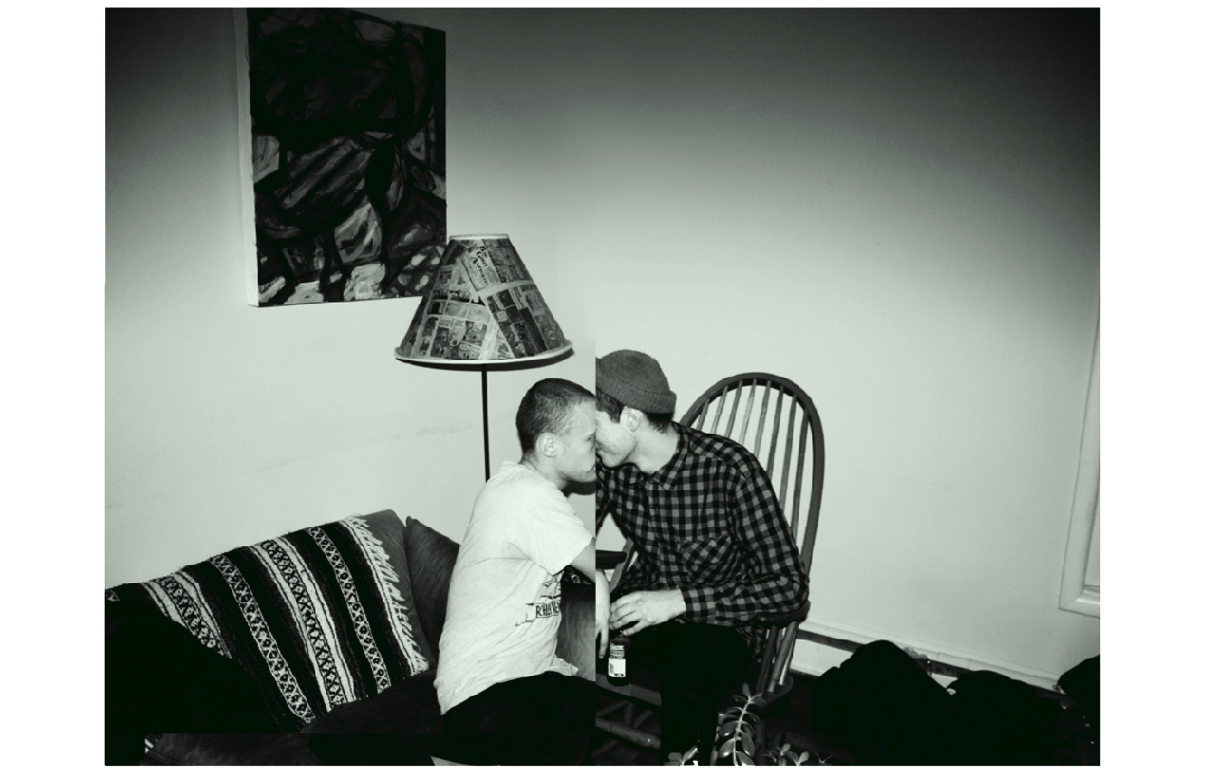 Reworking The Archives: Drew and Patty // February 24, 2013