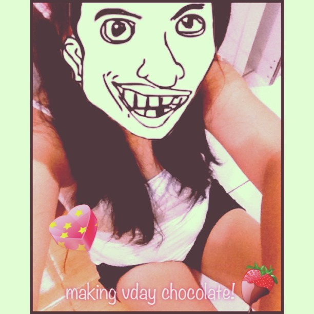 the9gagfeed:  #Trollol #vday #chocolate #me #lol #epic #swag #9gag  #9gagger #girl #asian #chinese #cool #in #action #laugh by selvinachen61 http://instagr.am/p/VqR00-xp4z/  lol face