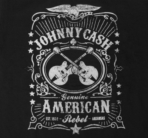 Johnny Cash - Genuine American Rebel