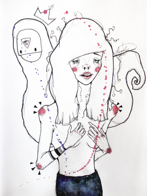 CRWN, my last piece of 2012, is now available in my Etsy store Hopefully you all had a lovely 2012, a great night last night, and a wonderful beginning to the new year. As always, thank you everyone for the support you've given me over the past year. Until January 7th, enjoy 25% off your entire order in my store, just put in the coupon code NEWYEAR at checkout.