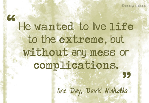 One Day | David Nicholls