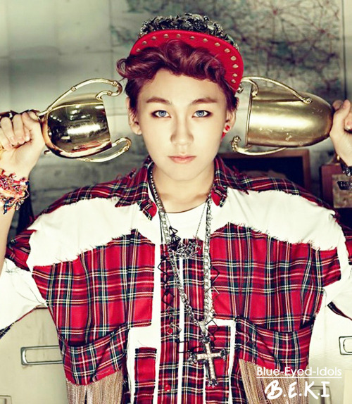 BLUE EYED K-POP IDOLS: #424 Jung Ilhoon - BtoB