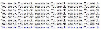 girlmurder:  i am ok