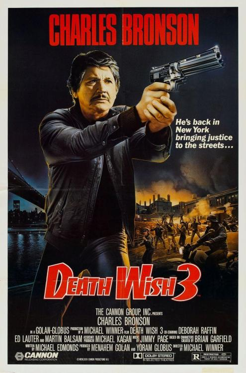 Movie #12 of 2013: Death Wish 3
