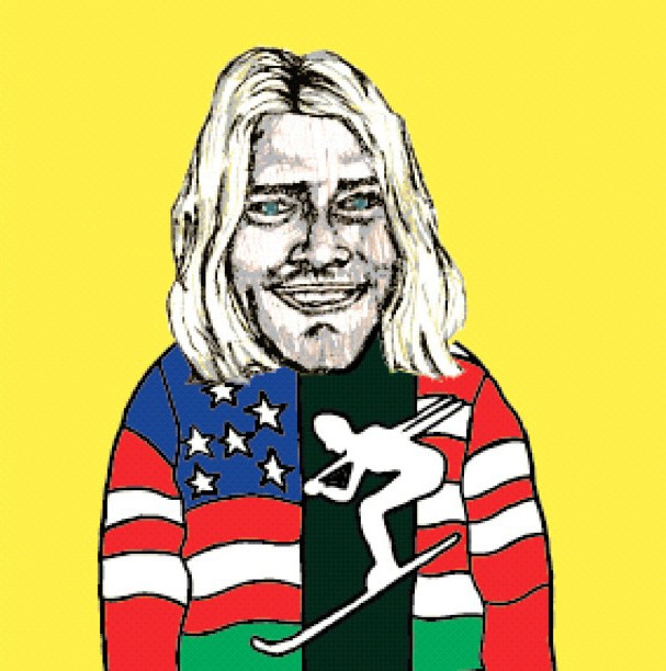 Happy Birthday, Kurt. (Image by Cleofus of TimothyHemingway)