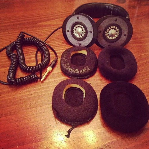 New earpads for my phones!
