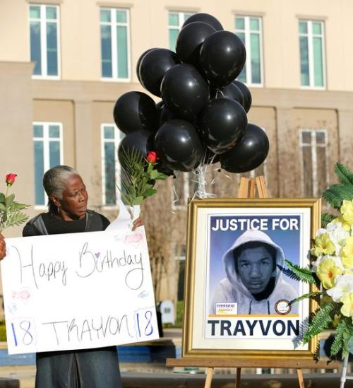 myuncreativeurl:  think-progress:  Read what's happened in the Trayvon Martin case since you stopped paying attention.  !!!!!!