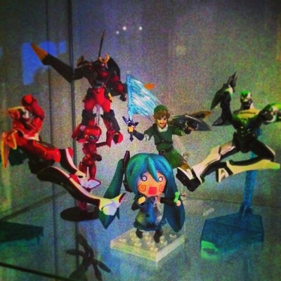 Everybody hate Miku! #toys