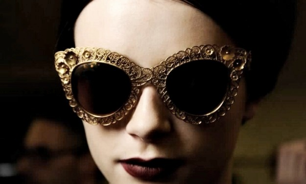 Barocco Eyewear by Dolce and Gabbana