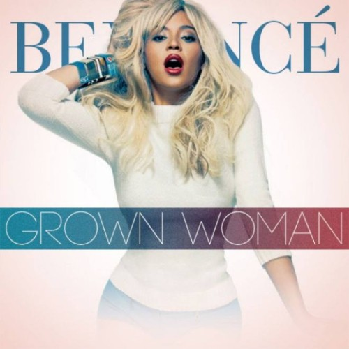 Listen to Beyonce's new song 'Grown Woman' While we might not know if Beyonce is pregnant, we do know she has a new track produced by Timbaland and co-written by The Dream. Listen to Grown Woman HERE
