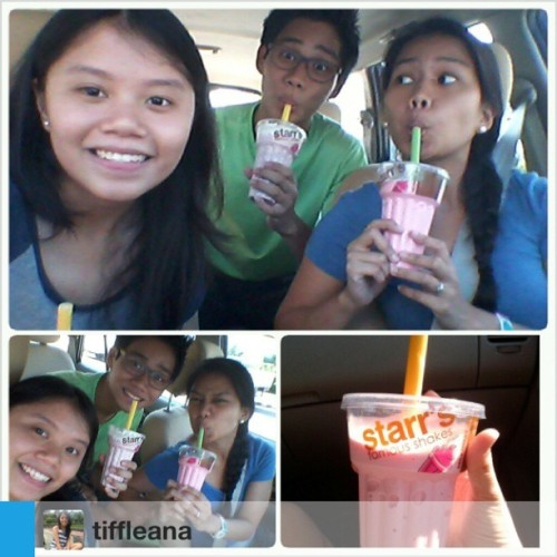 Drove to Katipunan for this. :) #Repost from @tiffleana with @repostapp