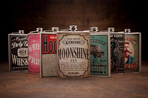 redjeep:  flasks I wish I owned…