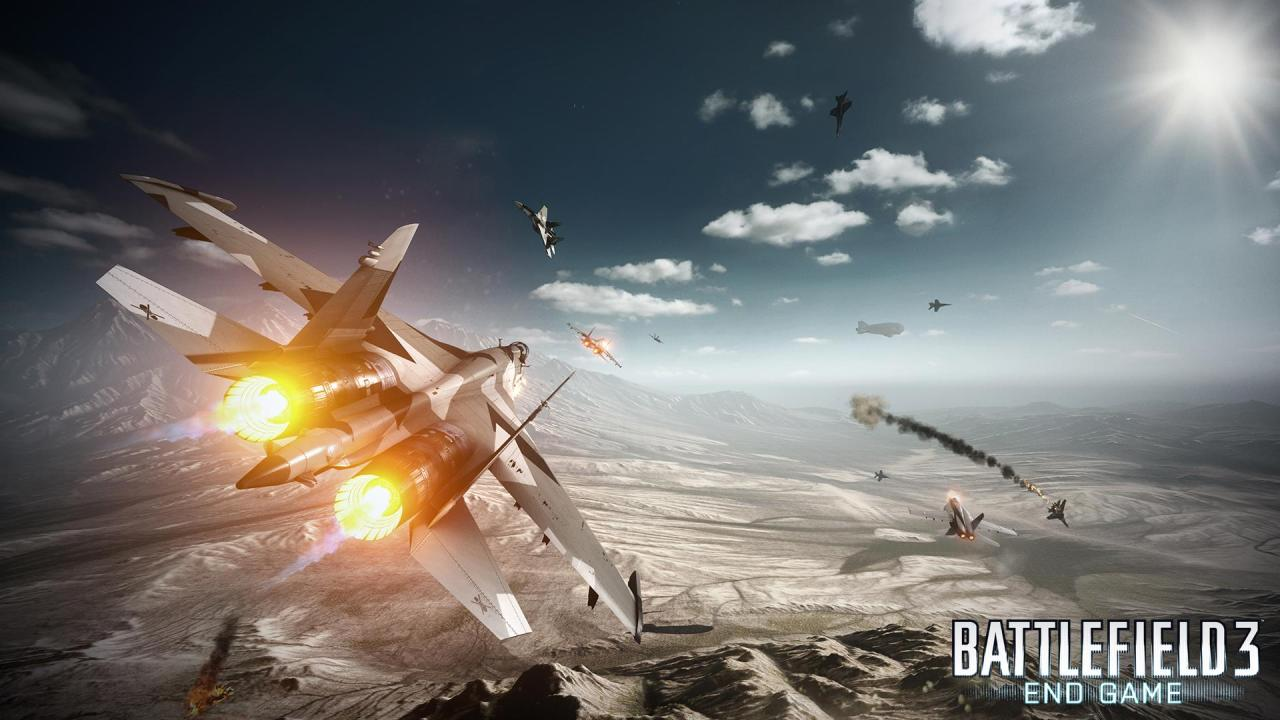 Battlefield 3 End Game Launch Trailer. Available Now for PS3 Premium Members - http://www.hardcoreshooter.com/battlefield-3-end-game-launch-trailer/