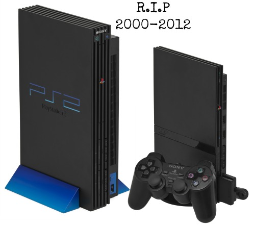Sony Ends PlayStation 2 Production Worldwide  News of Sony ending PlayStation 2 production in Japan broke last month, but now Sony has confirmed to The Guardian that after 12 years, production of the console will be ending worldwide. The console released in North America in 2000, and I have a strangely specific memory of my high school history teacher bragging to us that her husband was able to get one, despite its limited availability. More than 150 million PlayStation 2s were sold during its lifetime, with software sales reaching well into the billions. Some of my favorite games of all time released for the PlayStation 2 including Team Ico's games, Naughty Dog's Jak and Daxter series, and Metal Gear Solid 2 among many others. The system lives on with the PlayStation Network's virtual market and HD collections.  Via: Game Informer