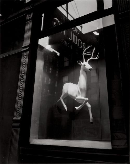 Designer's Window, Bleeker Street by Berenice Abbott, 1947 [via american suburb x]