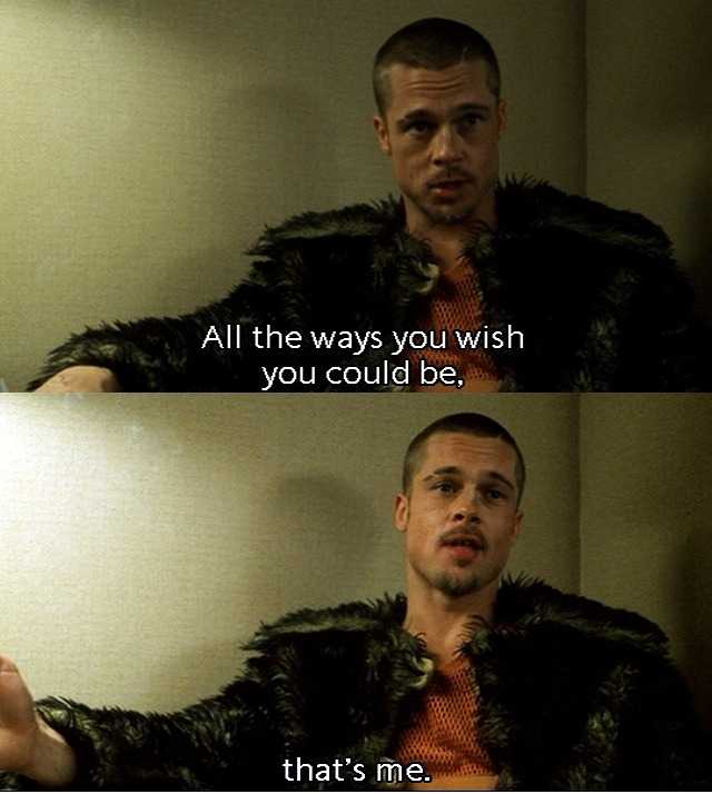 suicideblonde:  Fight Club
