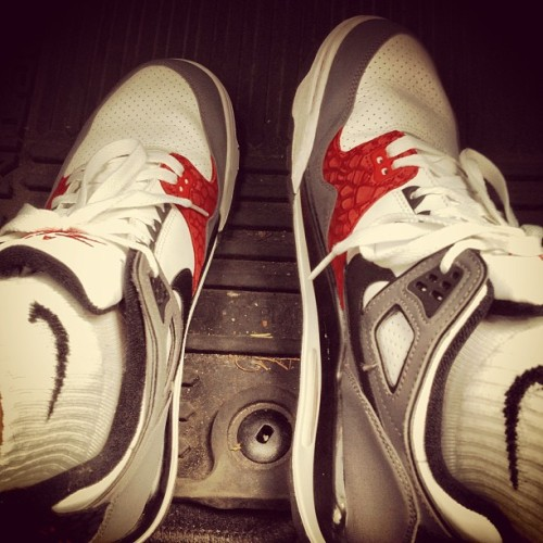 Haven't worn these in years.. #nike #kicks #shoes #fresh #stillclean