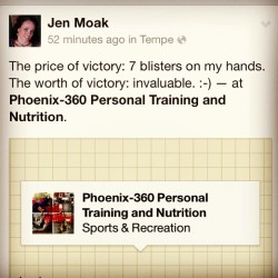 That's MY team. @hurlgirl #phx360fit (at www.phx360fitness.com)