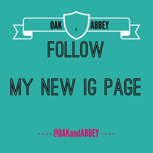 Hey lovelies! Finally made a new IG page for @OAKandABBEY! If you have any pics of u wearing our jewels please tag us! We'd love to see u! Tell all your girlfriends about our brand! Our site has been redesigned so it's fresher than ever and there are tons of new jewels! #accessories #jewelry #fashion #armparty #banglejam #follow #tag #style #online #shop #oakandabbey #jewels