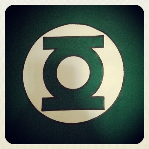 Comics Week: Day 2 - Green Lantern