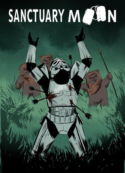 darthtrafford:  Star Wars - Platoon Homage