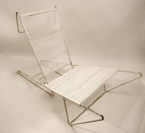 on-chairs:  Lounge chair by Arturo Pani Mexico, ca. 1950's