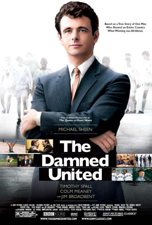 May 10th → #126 - The Damned United (2009)Directed by Tom Hooper