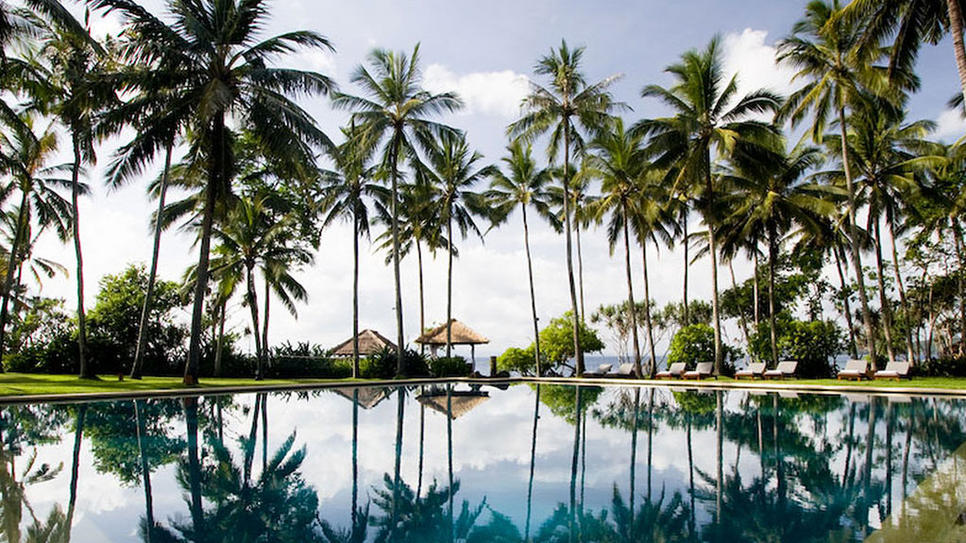 Escape from Manggis, Bali  (via Seaside Resort : Daily Escape : Travel Channel)