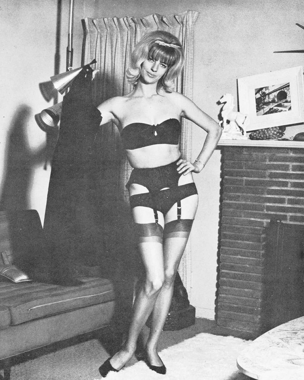 Stocking erotica vintage