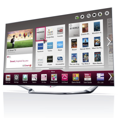 thatgentleman:  2013 LG Cinema 3D Smart TV