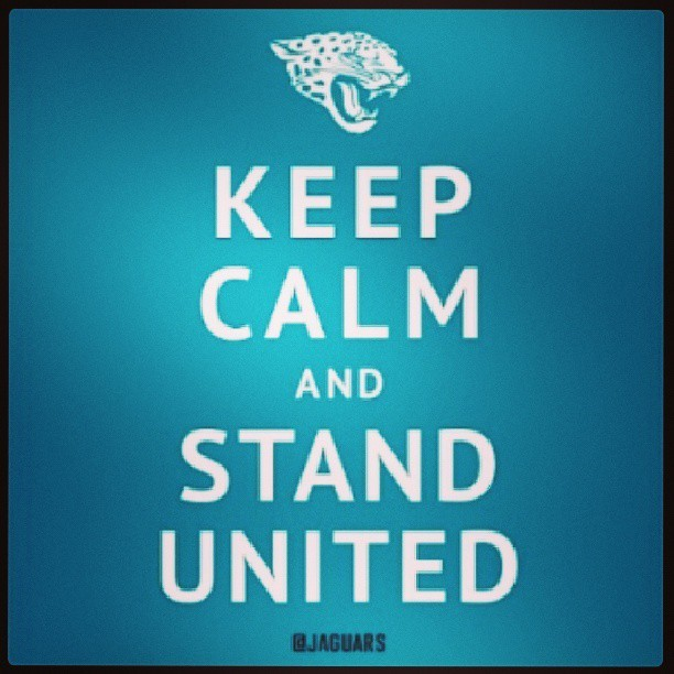"""Keep Calm and #StandUnited"" (via @AussieJag) #Pow!"