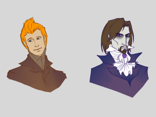 astrall-cooties:  Some of my RP boys, there are more but this is just all ive drawn for now. The first one is called Terrance, hes the one with the red hair. -Gilnean origin -Son of toymaker, Ather Anzell (which belongs to another friend of mine) - 24 years of age, currently single. - Rogue. THEN we have Vladamere here. He roamed around in Gilneas for a bit before the wall went down. - Twilight dragon. Orginally to be blue but thanks to black dragon tampering, was corrupted during development of his egg. -Sassy son of a bitch, with a mouth to match. -Has his own textile shop in the corner of Dalaran. - Mage -Married to one Jacques Blancacier (but can make acceptions when RPing with others)   e u eEnjoy.      I have a mighty need for these men. I swear, Vlad is one of the neatest character designs for a wow toon everrrrrr. -throws own mage out window-  Fuhhhh, Astrall, we should RP. 8|