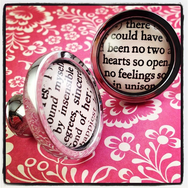 #authoredadornments #etsy #comingsoon #janeausten #books #quotes #bookquotes www.authoredadornments.etsy.com