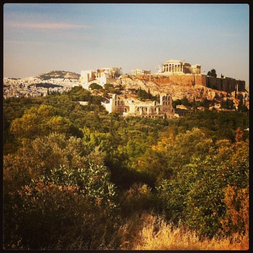 #acropolis #parthenon #athens #greece